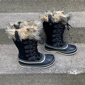Sorel Joan Of Arctic Womens Boots Size 8